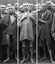 Concentration Camp, 1945